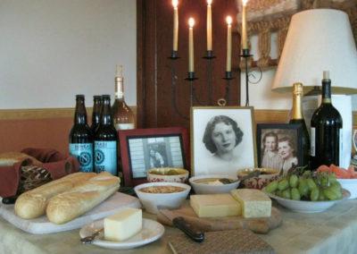 Památka věrných zesnulých jako hostina