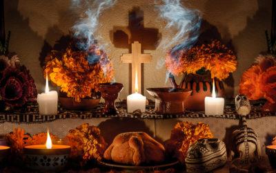 Oltáře a duchové předků