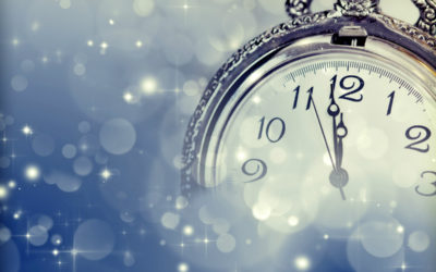 Novoroční magické rituály a zvyky