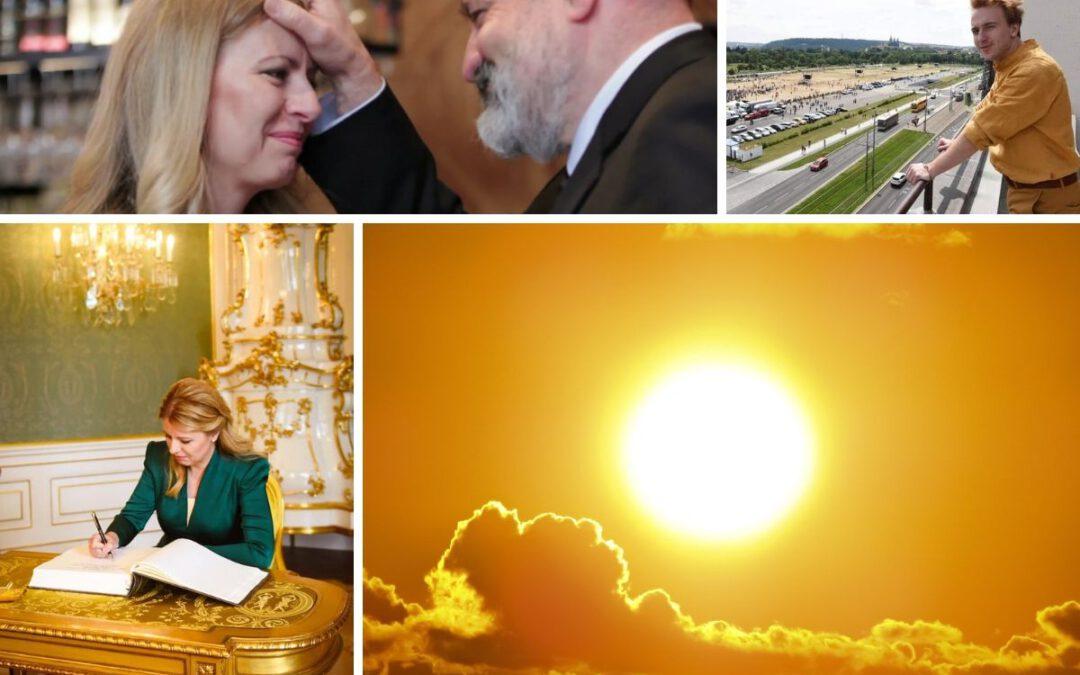 Okultní a ezoterické souvislosti na české politické scéně v období letního slunovratu