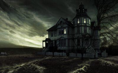 Duchové místa, předků a prokleté domy