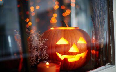 Samain Dušičky Halloween