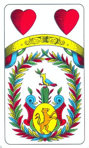 srdcové eso význam věštění z mariášových karet