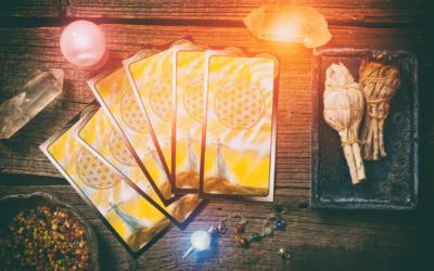 Rozvíjíme šestý smysl s tarotem
