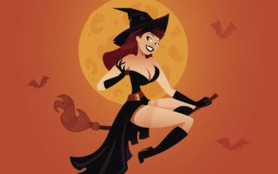 Je vaše sousedka čarodějnice?
